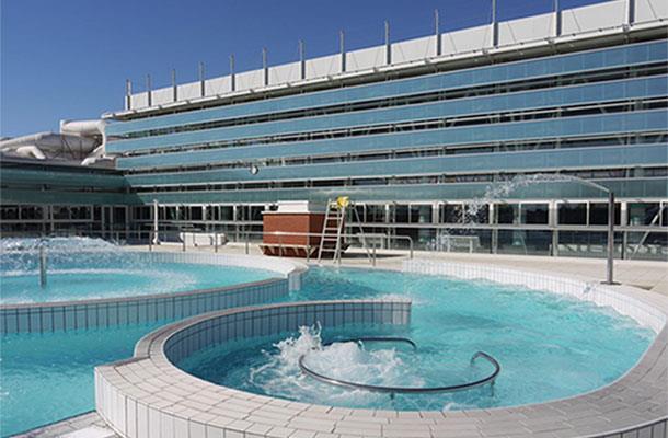 B ziers piscine projets publics l2g - Piscine leo lagrange grande synthe ...